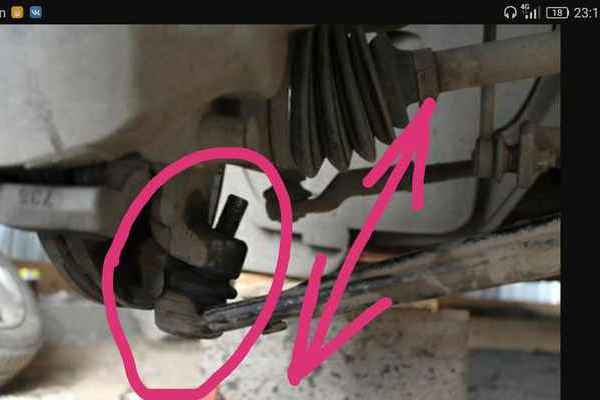 Главные причины скрипа в подвеске автомобиля: где искать и как устранить