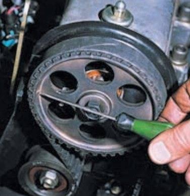 Замена ремня грм ваз 2109 1,5 литра 8 клапанов, пошаговая инструкция