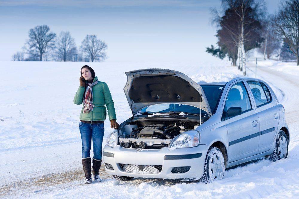 Запуск двигателя в мороз. как завести двигатель автомобиля в мороз?