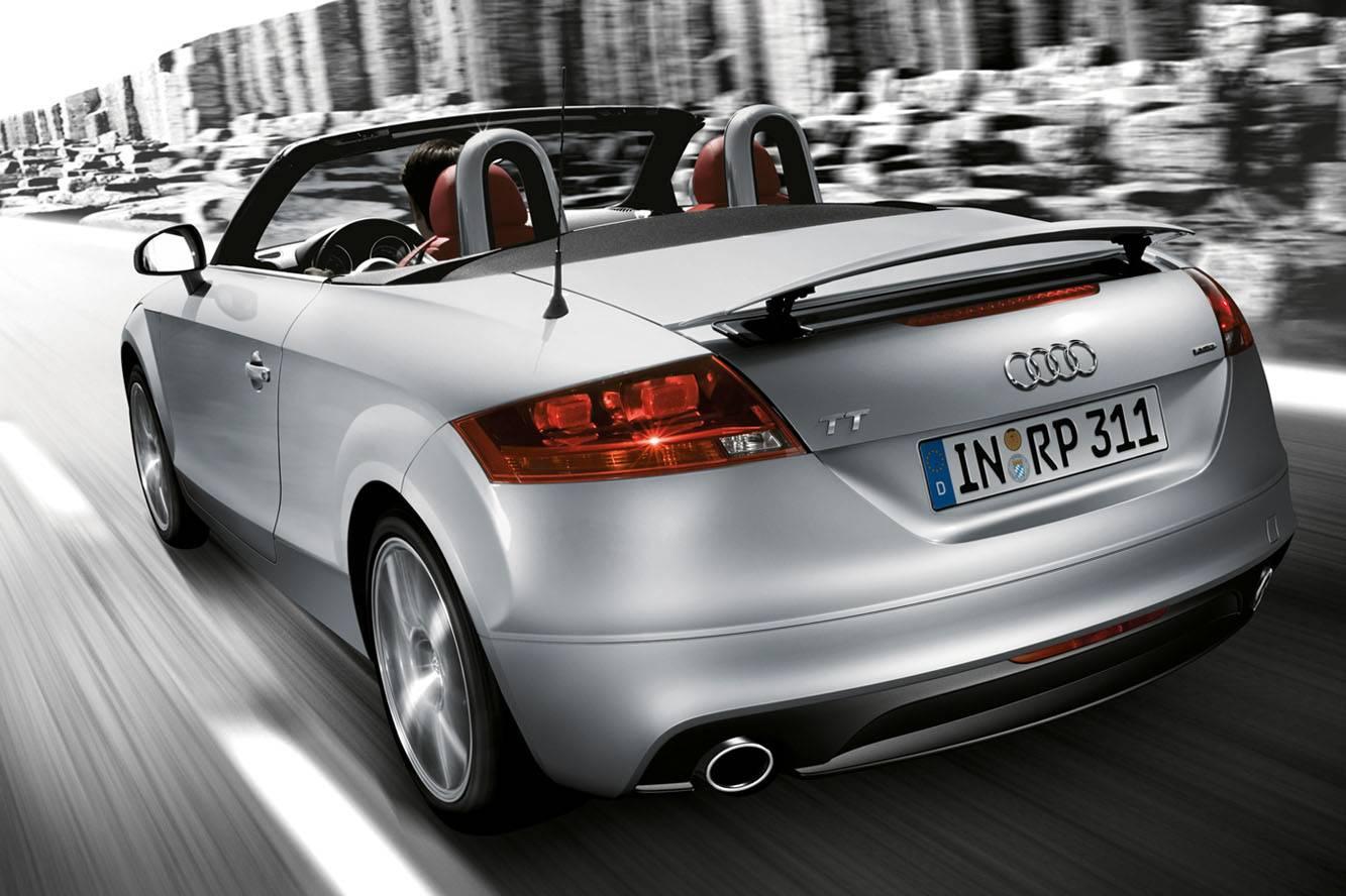 Audi TT (8N): элитное купе по цене «гражданского» авто