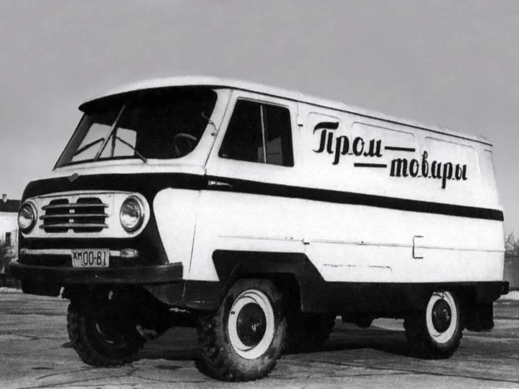 """Уаз-452 """"буханка"""": катафалк для ядерной войны   хорошие немецкие машины / опель по-русски  /  обзоры opel  / тест — драйвы opel"""