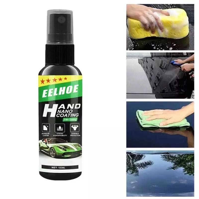 Nano polish – эффективное средство для полировки и удаления царапин