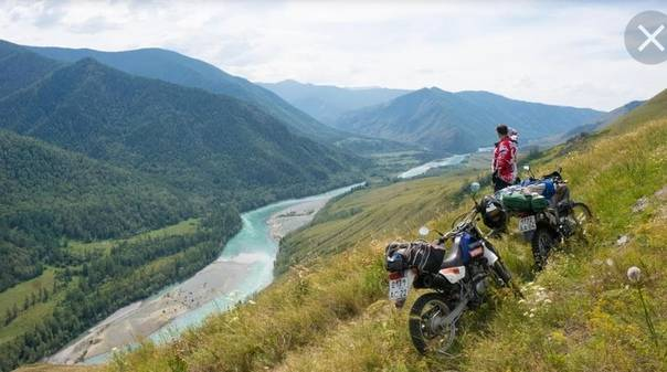 Золотые горы алтая - объект всемирного природного наследия