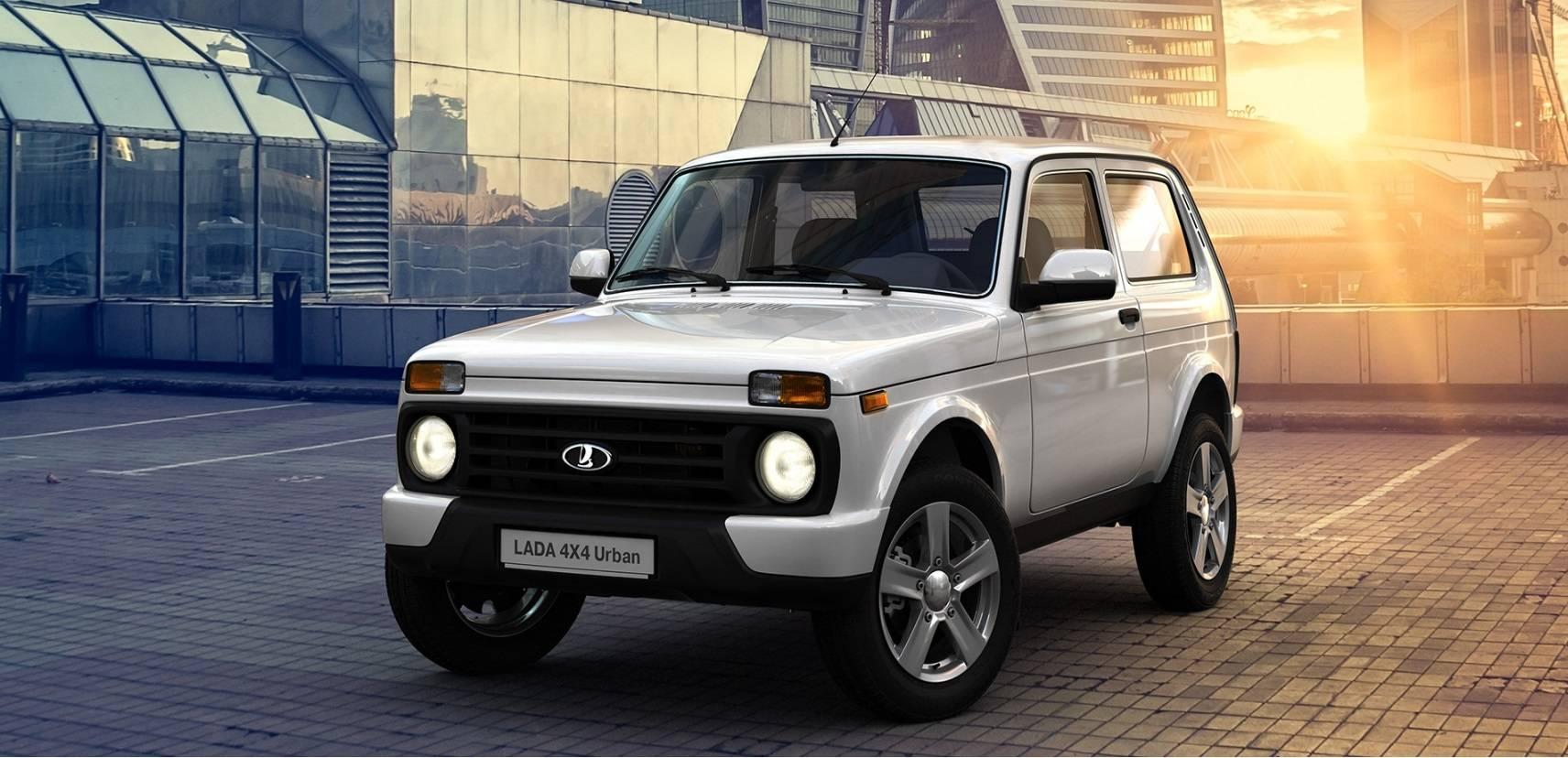 Тест-драйв Lada 4x4: Urban не значит городской