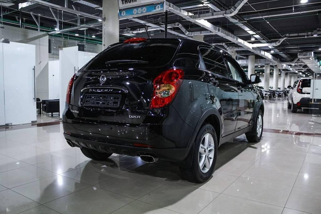 Ssangyong actyon ii рестайлинг 2013-2019: характеристики, цены, отзывы - автомобильный портал