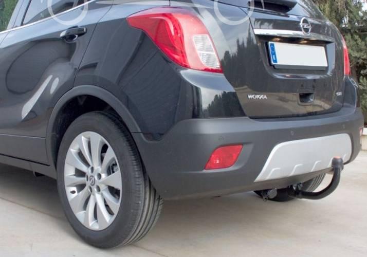 Opel mokka 1.4 turbo 5дв. кроссовер, 140 л.с, 6акпп, 2012 – 2020 г.в.— vin-номер автомобиля