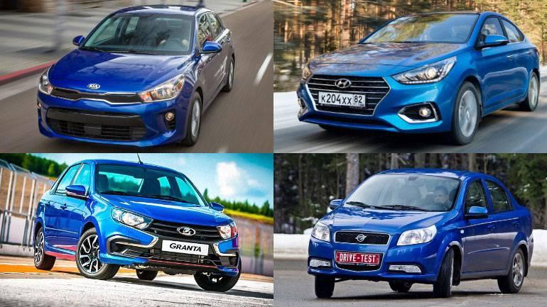 Бюджетные автомобили 2018-2019 года - рейтинг лучших моделей