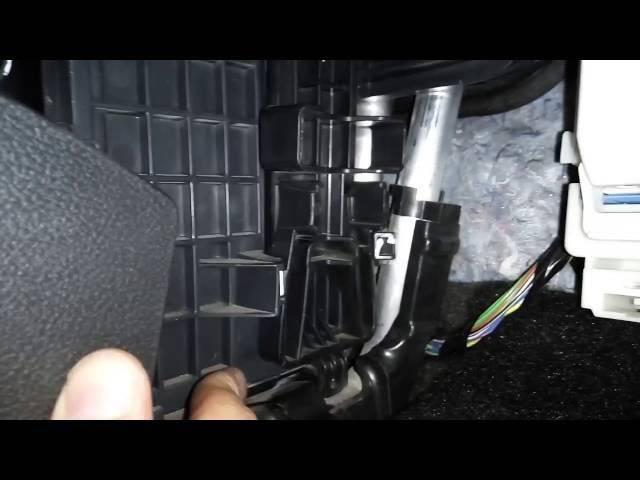 Салонный фильтр форд фокус 3: где находится, замена - автоэксперт
