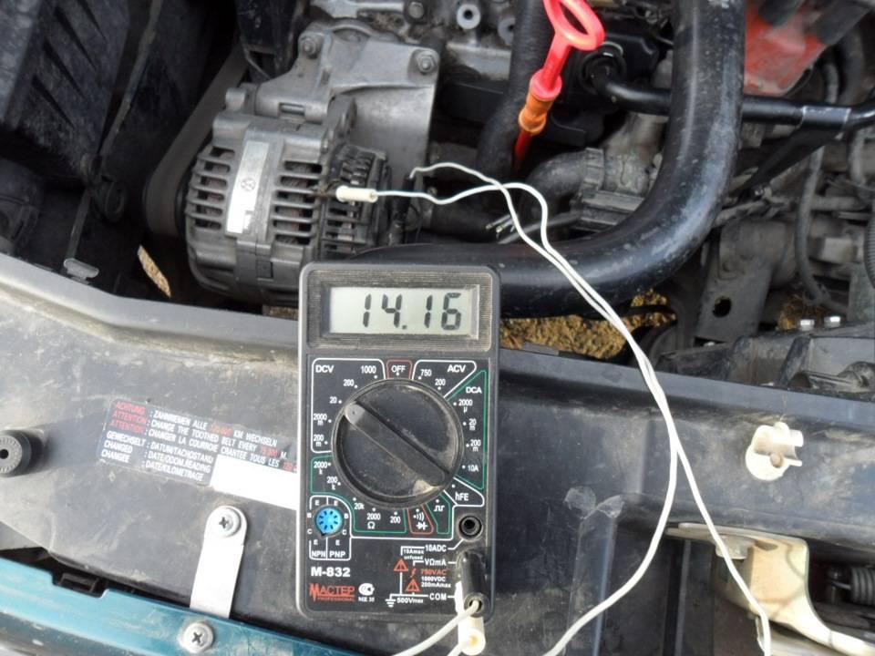 Причины кипения аккумулятора ваз 2113, 2114, 2115: перезаряд, переменный ток