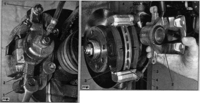Замена переднего ступичного подшипника шевроле ланос