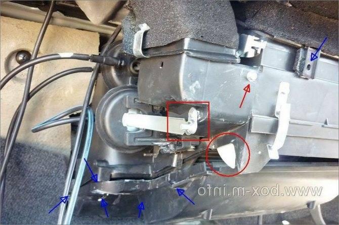 Что делать, если не работает вентилятор печки у дэу нексия