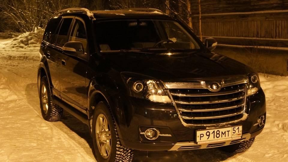 Китайский проходимец: обзор Great Wall Hover H3