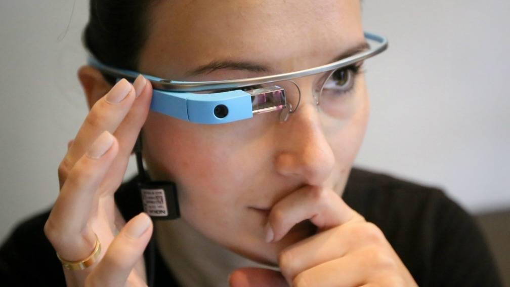 Очки дополненной реальности google glass. реферат. информационное обеспечение, программирование. 2017-06-15