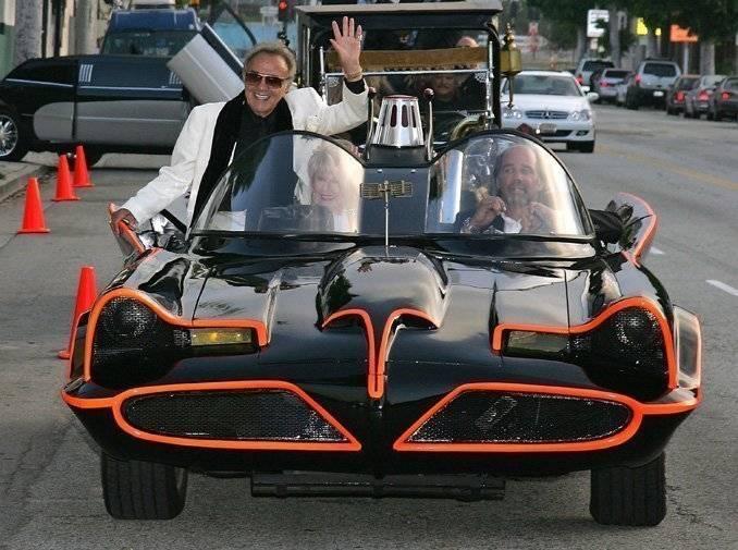Batmobile creator george barris dies at age 89