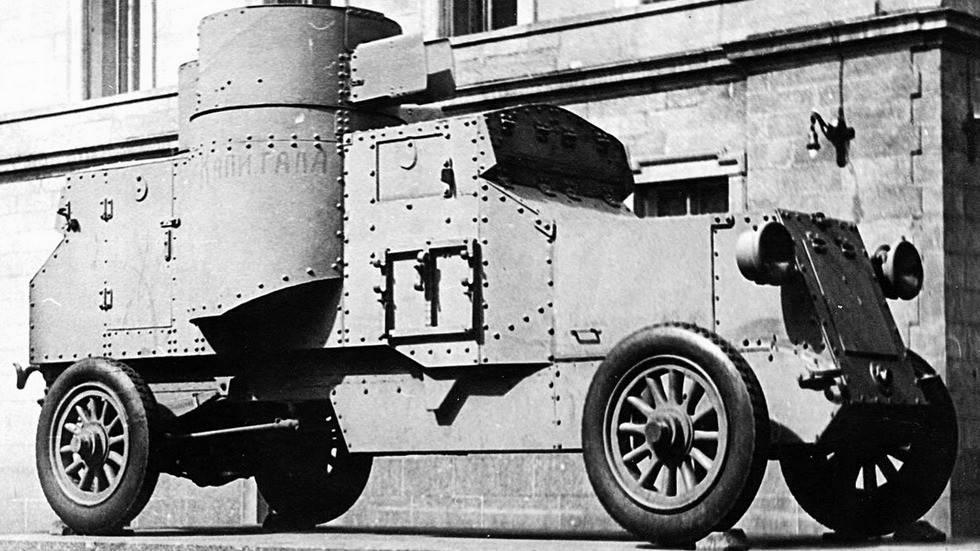 Легкая бронетехника. бронеавтомобили и бронетранспортеры