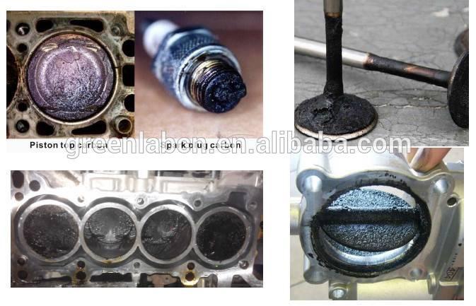Очистка двигателя водородом что это
