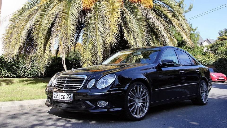 Mercedes-Benz E-Class W211 — доступная роскошь и что от нее ждать