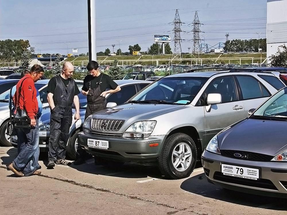 Выбор подержанного автомобиля — советы по выбору бу машины