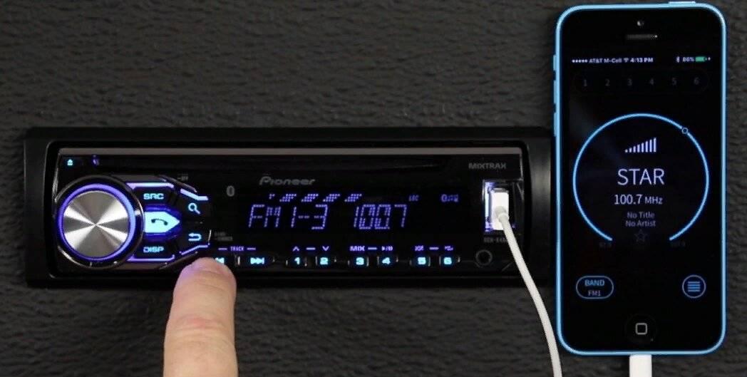 Как подключить телефон к автомагнитоле через блютуз или usb. новости партнеров - новости партнеров 83. metro