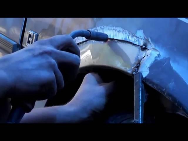 Сварка кузова авто — описание процесса и секреты качественной сварки. точечная кузовная сварка и ее имитация (110 фото и видео)