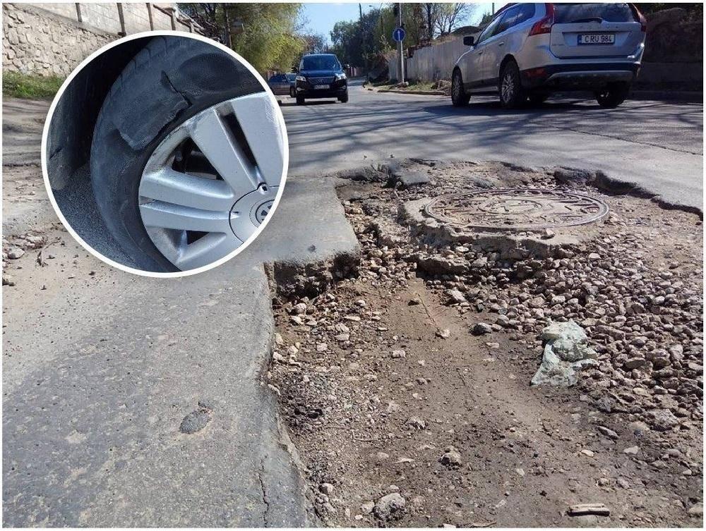 Попал колесом в яму: что делать для получения компенсации