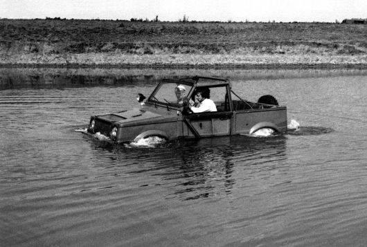 """Ваз-2122 """"река"""""""