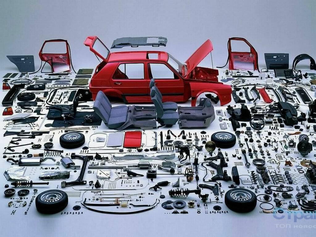 Как по-вин коду можно подобрать для автомобиля качественные запчасти?