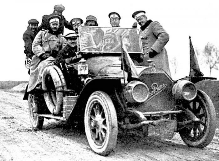 Первые автомобили российской империи - для всех и обо всем — livejournal