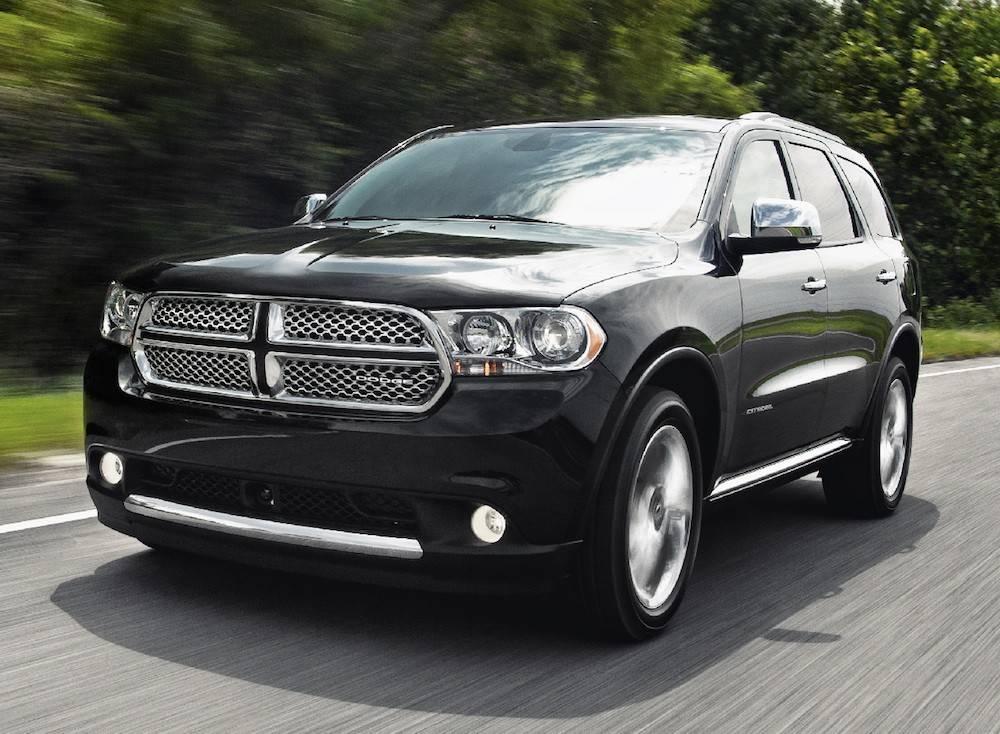Как купить в России Dodge и Chrysler