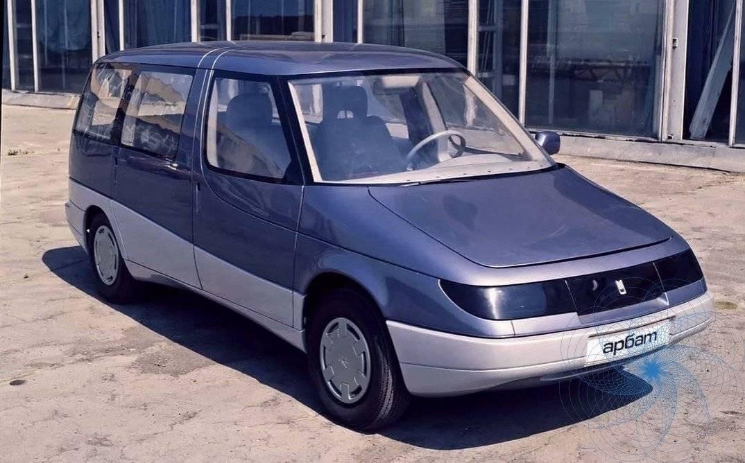 Заз 1104, заз 1106, автомобили ссср, не вышедшие в производство
