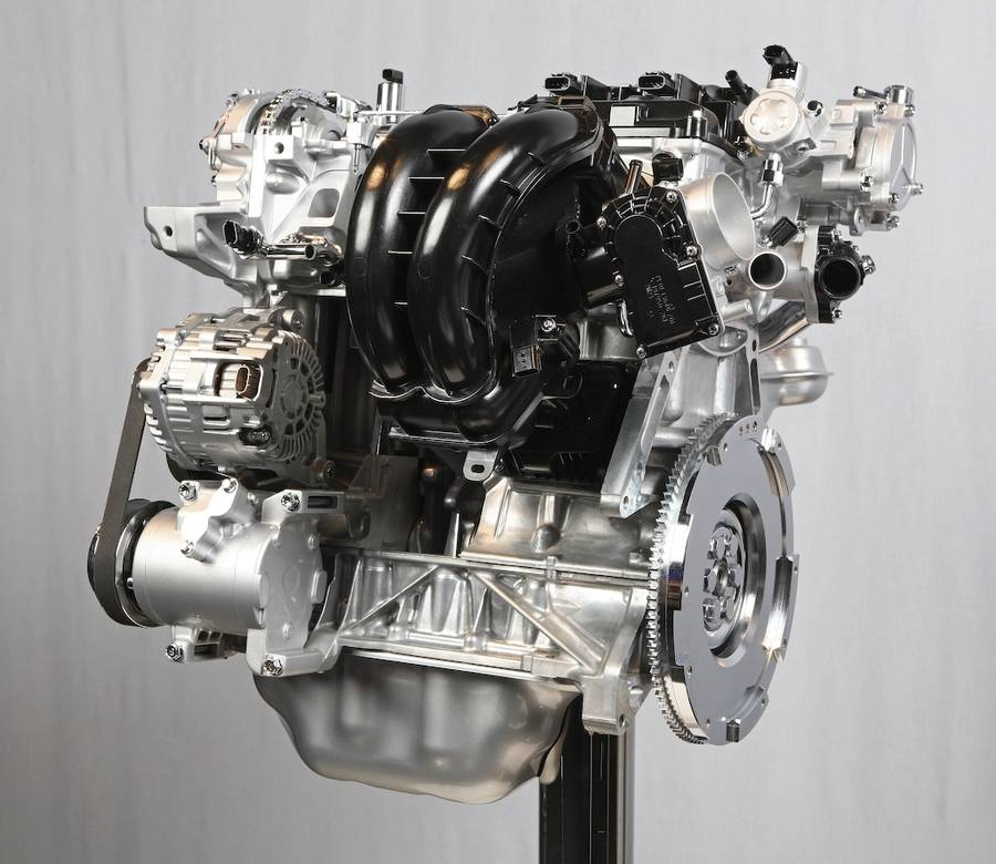 Mazda и технология skyactiv -