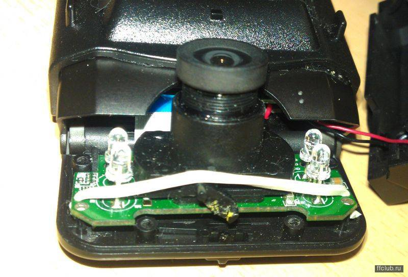 Что делать, если видеорегистратор не включается и горит красная лампочка? - дорога и жизнь