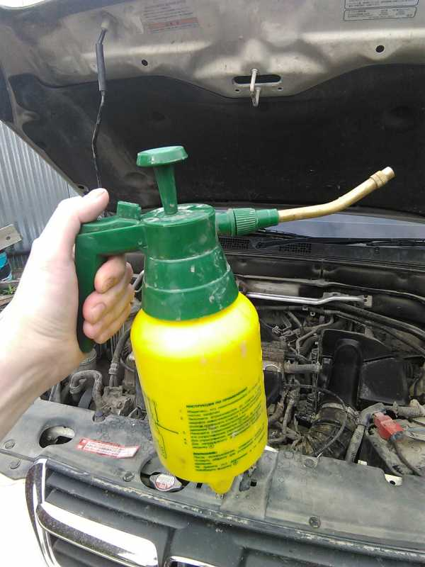Что будет если помыть двигатель автомобиля из керхера