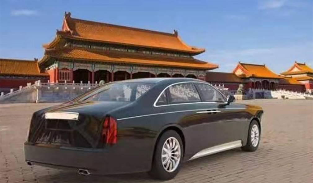 TОП-5 китайских копий люксовых иномарок