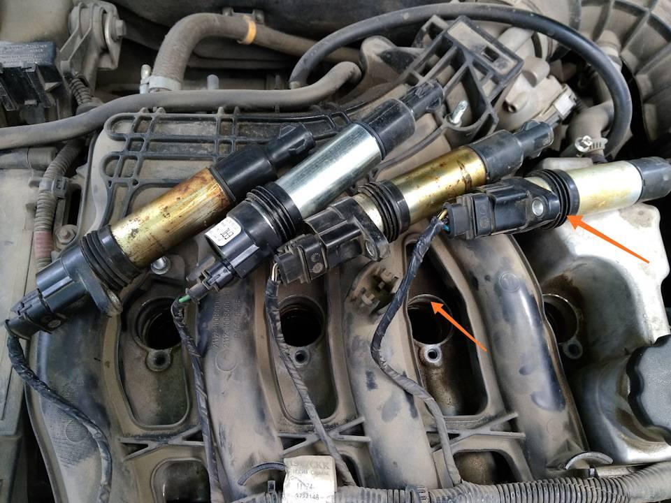 Пропуски зажигания – разбираемся, почему троит двигатель?