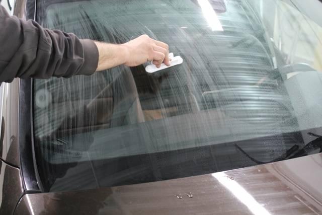 Антидождь для автомобиля своими руками