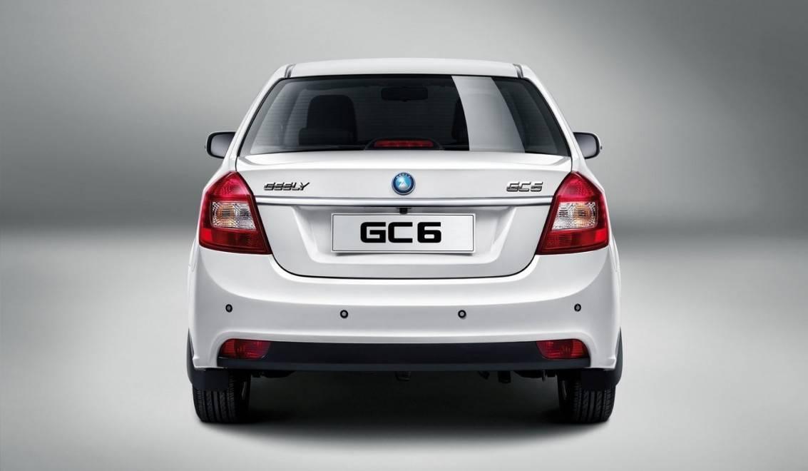 Автомобиль geely gc6: фото, обзор, характеристики, особенности автомобиля и отзывы владельцев