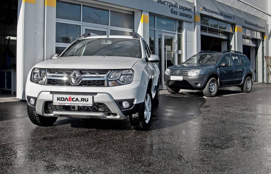 Renault duster - все проблемы за 100 000 км