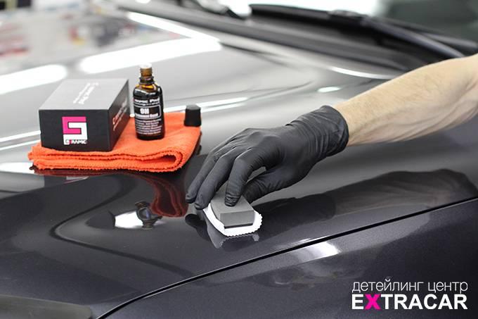 Керамическое покрытие автомобиля, плюсы и минусы - авто журнал карлазарт