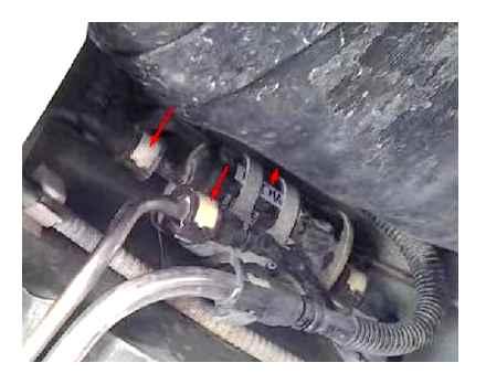 Замена топливного фильтра в ford focus i, ii и iii: фото- и видеоинструкции