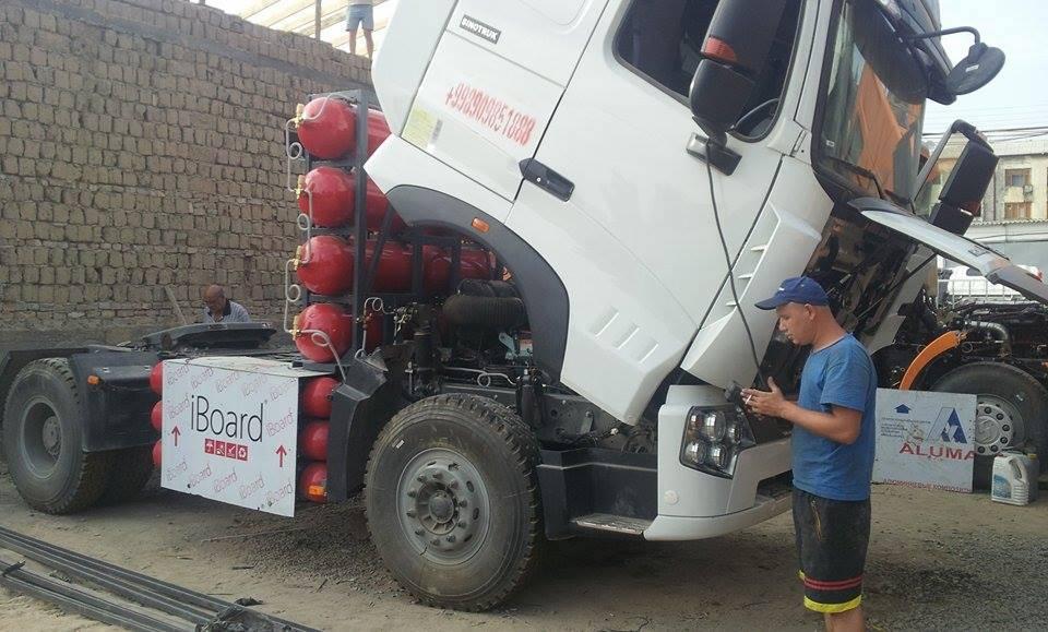 Проблемы переделанных дизелей на газ, простым языком