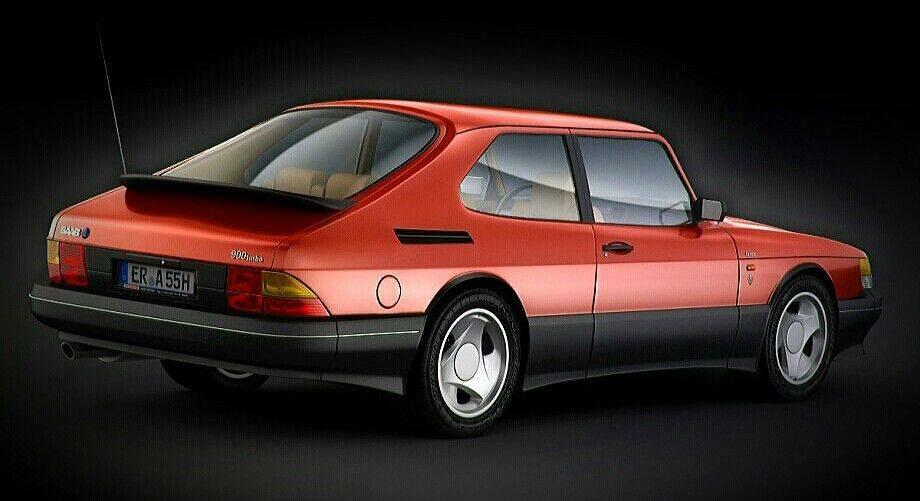 История автомобиля сааб