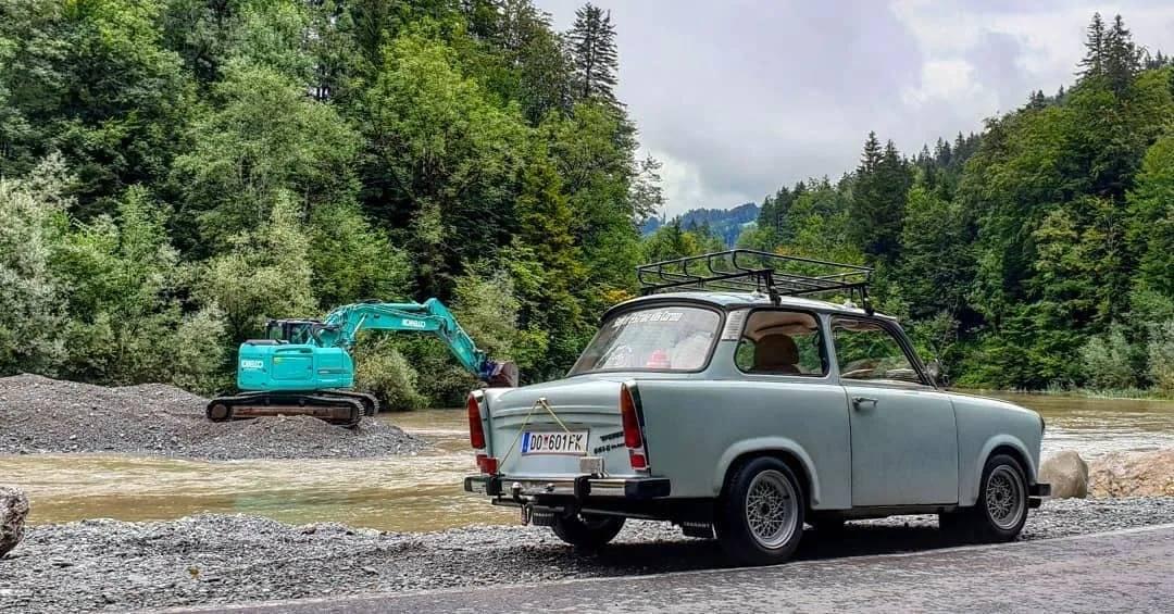 Бессмертный trabant 601: спутник восточной европы   хорошие немецкие машины / опель по-русски  /  обзоры opel  / тест — драйвы opel