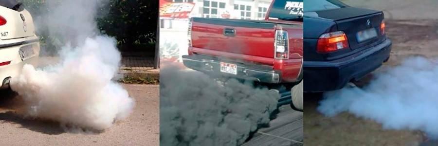 Дымит дизельный двигатель сизым дымом: причины — интернет-клуб для автолюбителей
