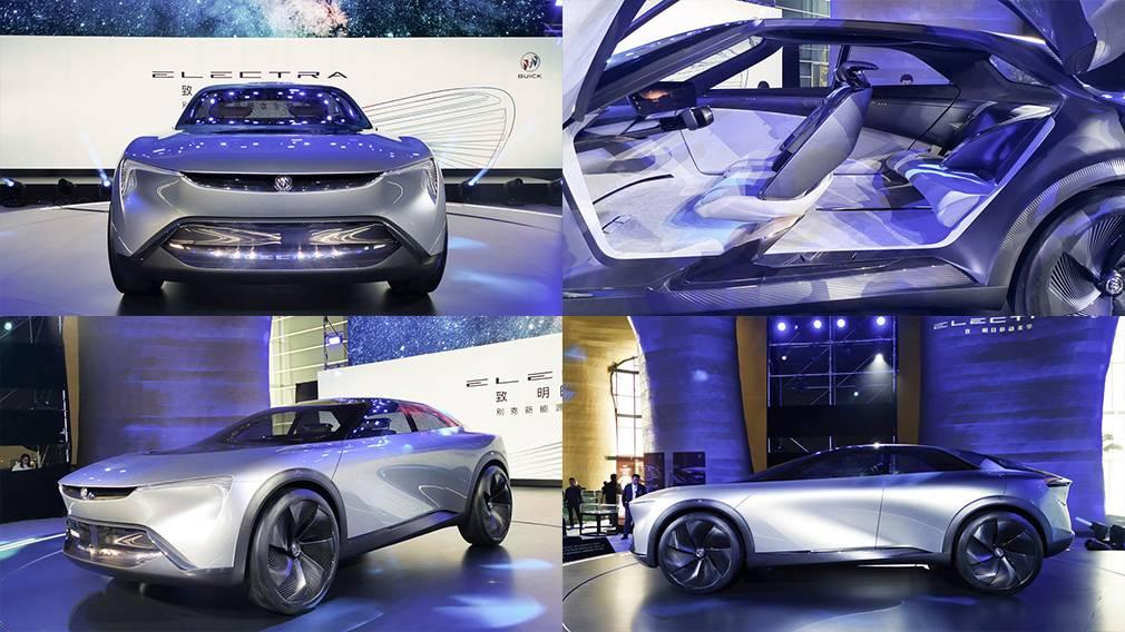 9 главных концепт-каров детройтского автосалона   fresher - лучшее из рунета за день