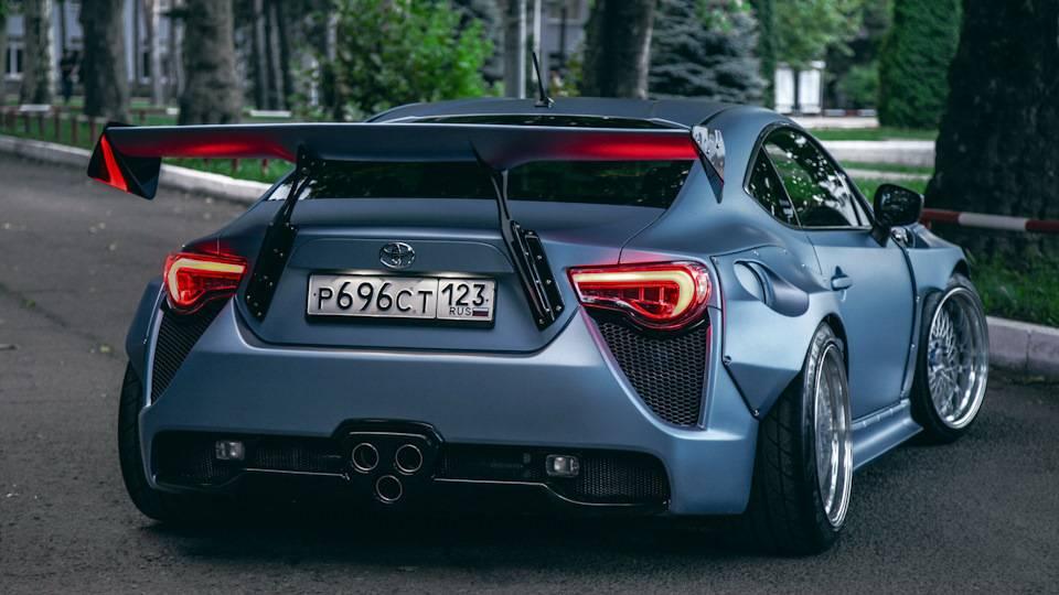 «Тойота Моторс» отзывает GT86 из-за дефектов в двигателе