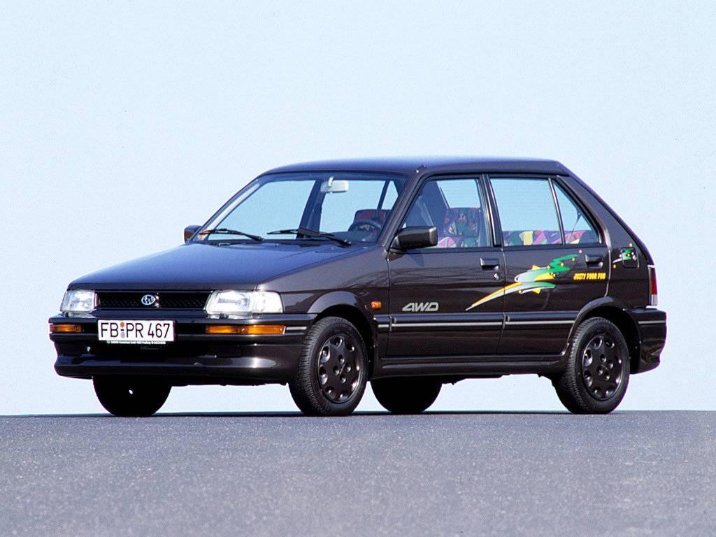 Редкий, но интересный Subaru Justy II: чем уникален автомобиль