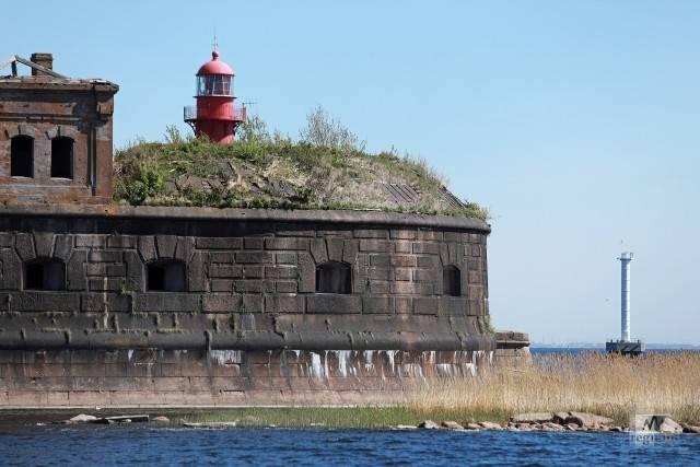 Как добраться до самых интересных фортов кронштадта - site2max