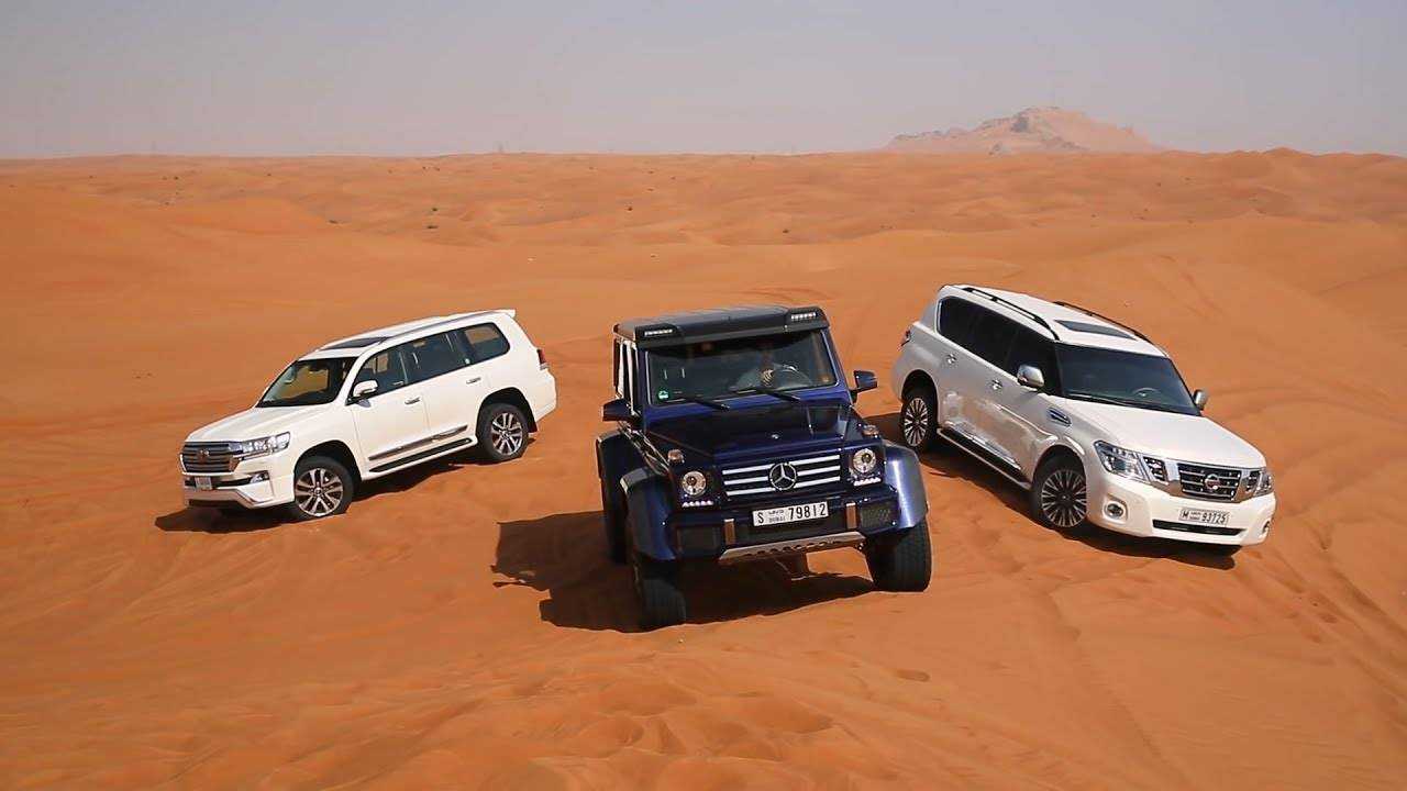 Такой разный LAND! Что лучше: Toyota Land Cruiser 100 или Land Rover Range Rover III