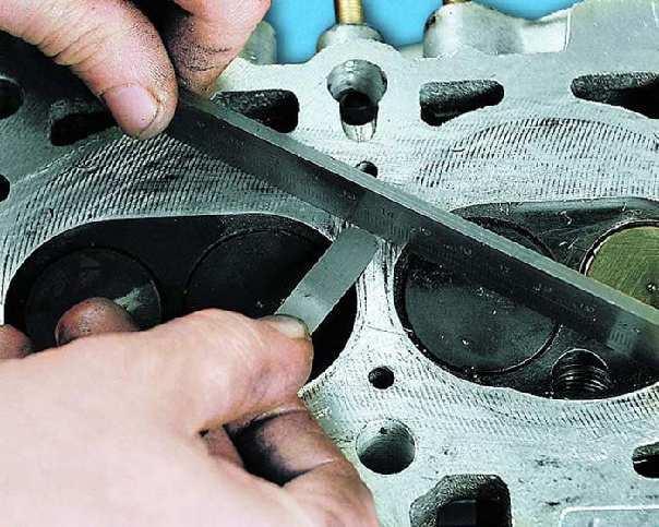 Восстановление блоков цилиндров двигателей
